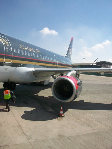 Hurry Up Royal Jordanian!