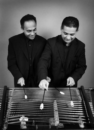 Balogh Kálmán & Lukács Miklós, cimbalom