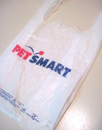 PetSmart bag