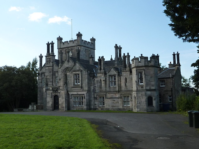 Marine Drive Edinburgh Muirhouse Mansion Flickr