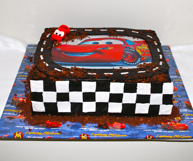 Cake Design Cars Disney : photo