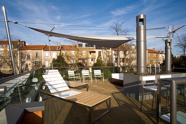 Toiture Terrasse Gravillonnée : Toiture terrasse accessible pi u00e9ton Flickr Photo Sharing!