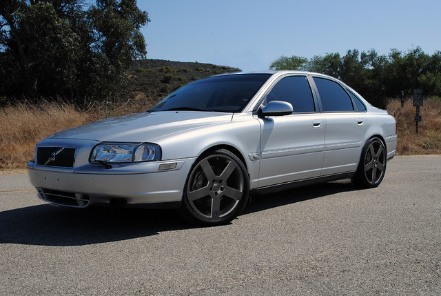 tuned volvo s80 twin turbo 2 9 liter awd by. Black Bedroom Furniture Sets. Home Design Ideas