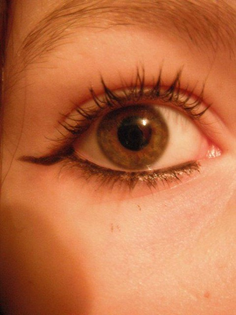 my is a really color my eye is a color
