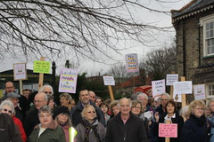 Save Leiston Library 5 Feb 2011 026