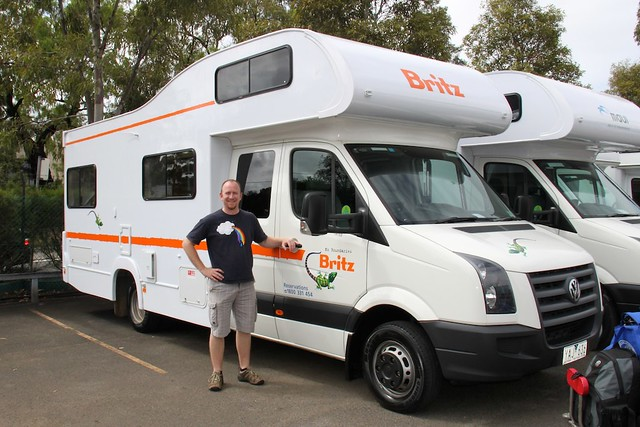 Colin and the RV