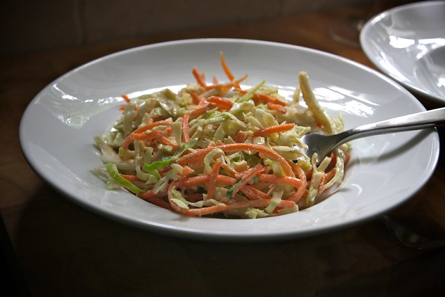 asian inspired cashew coleslaw | Flickr - Photo Sharing!