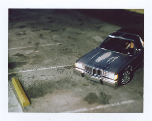 Car Polaroid