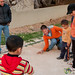 Dan Plays Marbles with the Kids of Rasoun (Jordan)