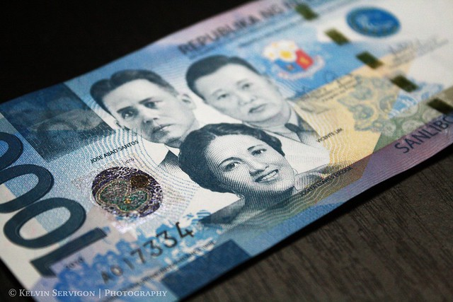 New 1000 Philippine Peso Bill