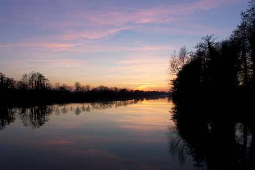 ireland sunset river landscape limerick adare maigueadaresunsetlandscaperiver