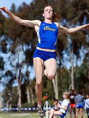 Stephanie LeFever long jump