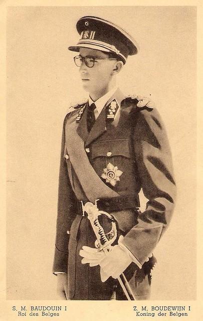 König Baudoin von Belgien, Koning Boudewijn