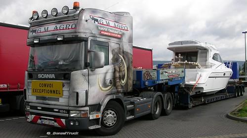 PL - GM Agro Scania 124TL 1