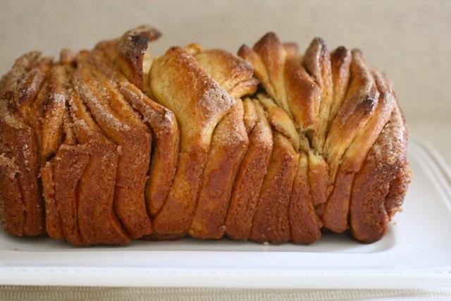 cinnamon sugar pull apart bread 1 | Flickr - Photo Sharing!