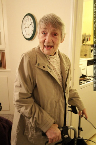 new coat for grandma joan