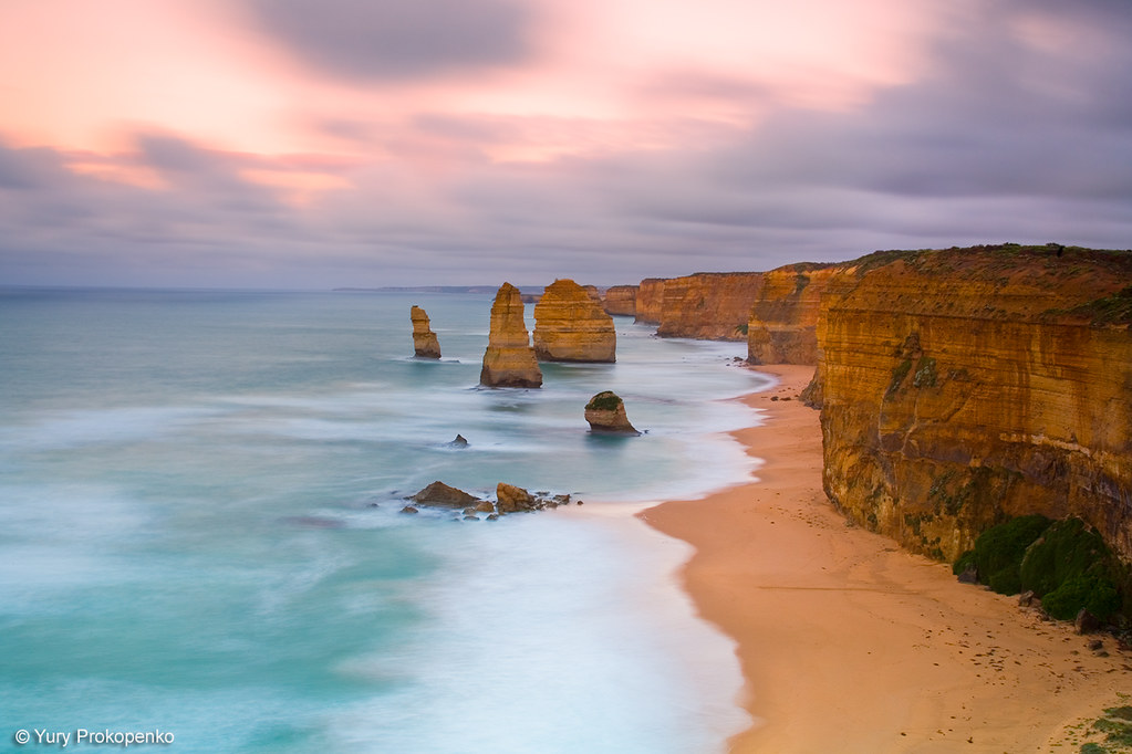 Sunrise at Twelve Apostles