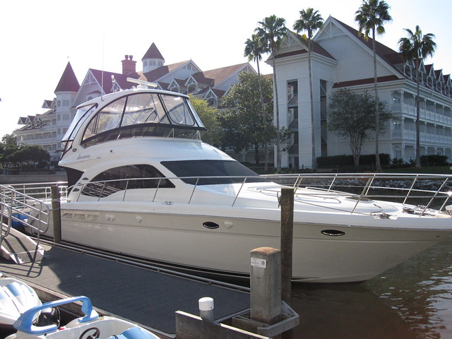 Grand One Yacht