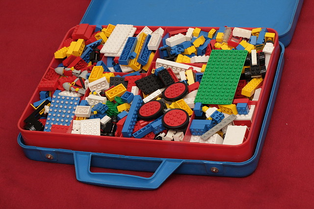 Pictures Of Cool Cars >> Old School Lego #1 | Flickr - Photo Sharing!