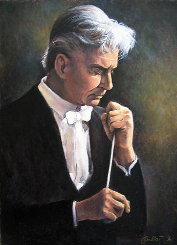 Balter József: Herbert von Karajan