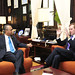 Assistant Secretary General Meets with British Foreign & Commonwealth Office's Minister