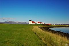 Bessastaðir,Iceland.