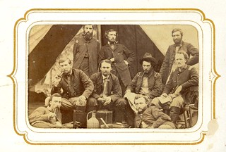 Custer, Will Jones, Forsyth, Bown, etc.