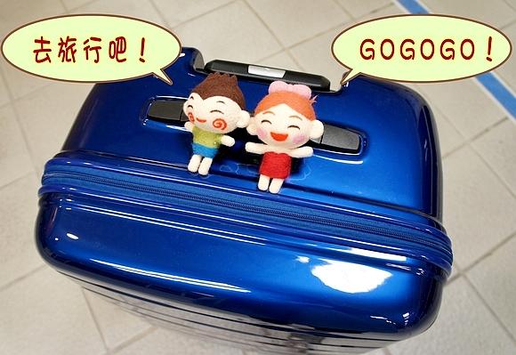 新秀麗行李箱28
