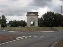 ROND POINT DE FORT MEDOC