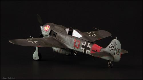 """Focke-Wulf Fw 190A-8 """"Anton"""""""