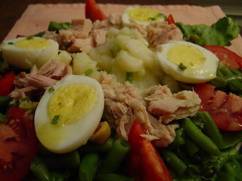 recettes de salades froides pour buffet. Black Bedroom Furniture Sets. Home Design Ideas