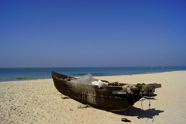 Goa - Colva Beach