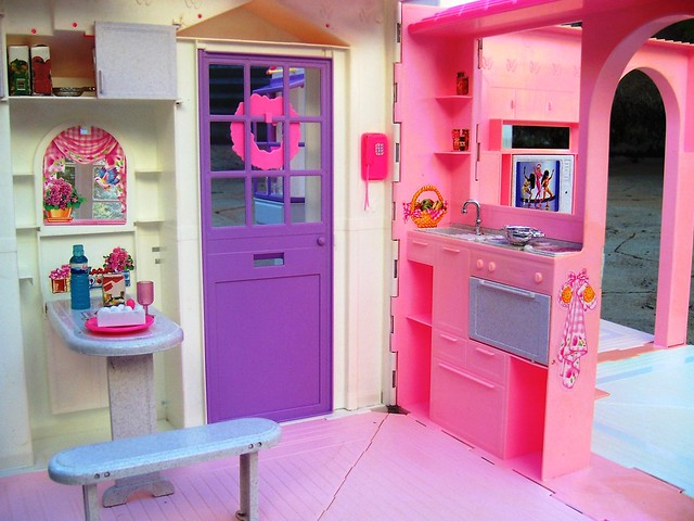 Barbie Folding Pretty House Flickr Photo Sharing