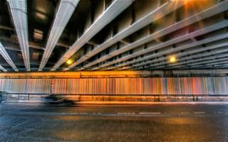 Southwark Street Railway Bridge by Richard Beech