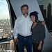 Dawn & Mike @ Hearst Tower by DAVE from NY