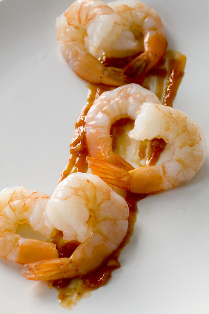 Valentine's Day Shrimp Cocktail 4