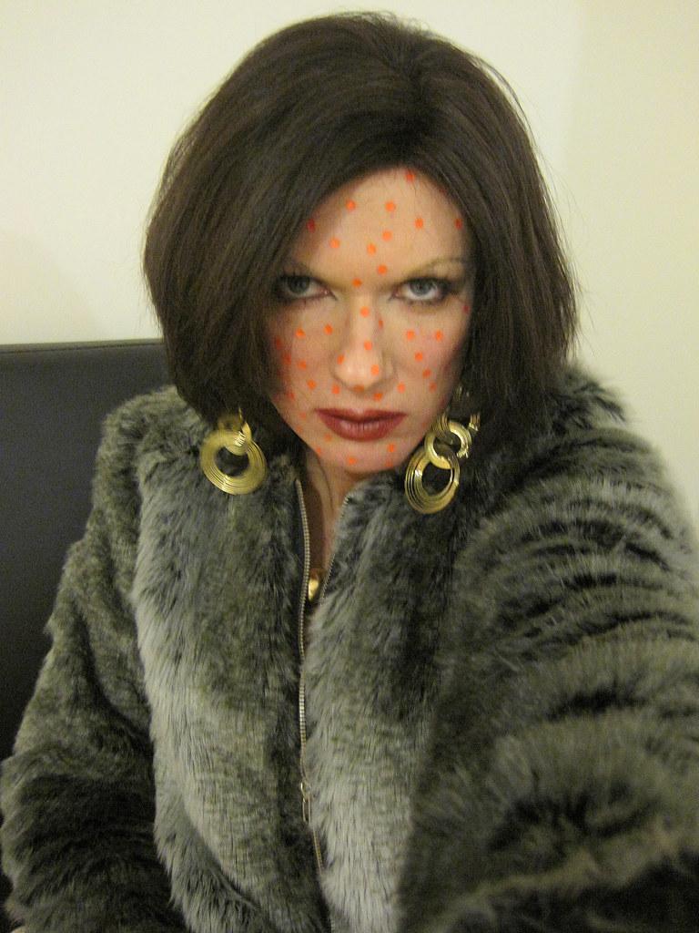 Transvestites in fur