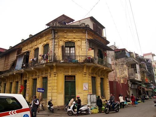 Old Quarter building