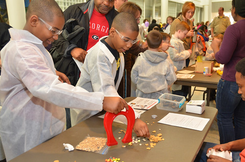 Science Saturday Celebrates International Year of Chemistry