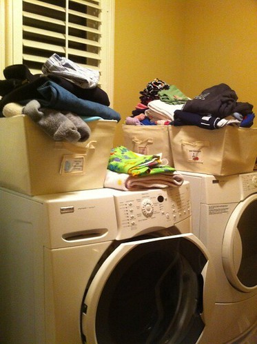 Laundry Day (44/365) #365project