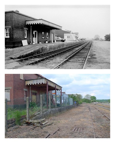 station norfolk railway nowandthen northelmham