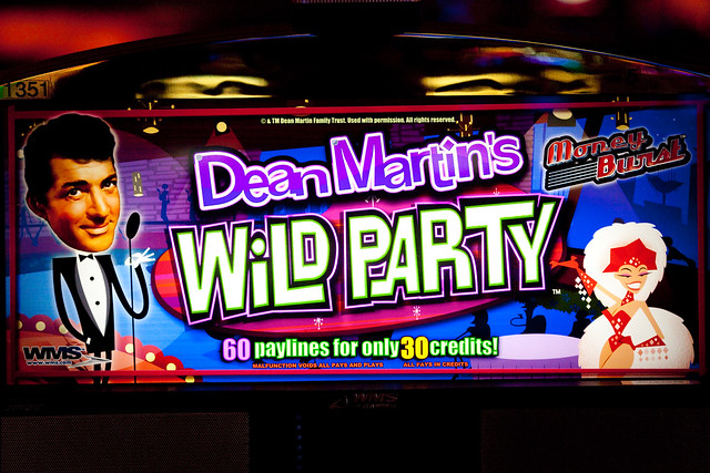dean martin slot machine app