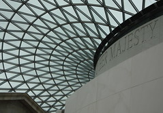 The British Museum - Feb 2011 - That Roof Take 1