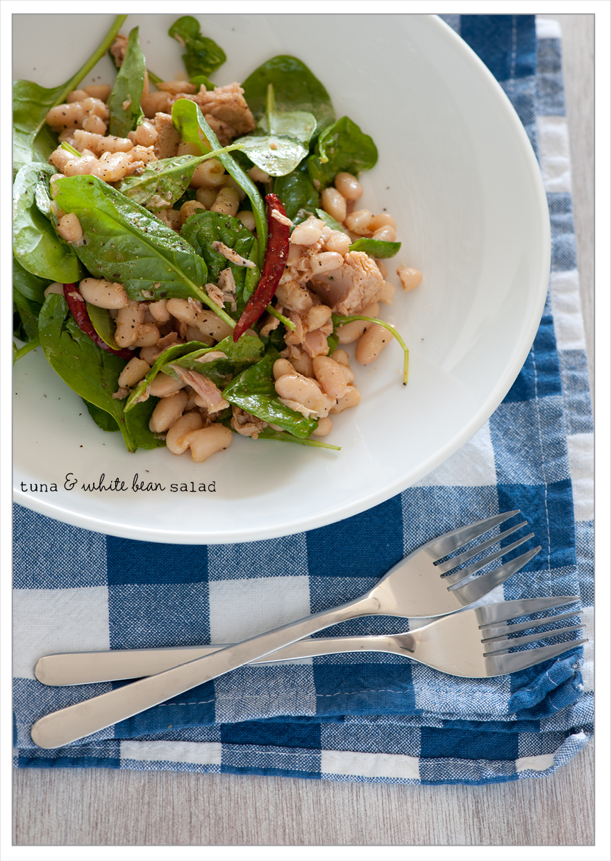 tuna & white bean salad | Explore jules:stonesoup's photos o ...