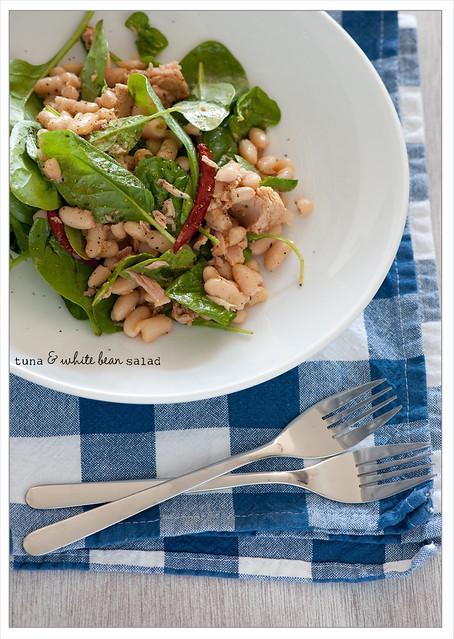 tuna & white bean salad | Explore jules:stonesoup's photos o ...