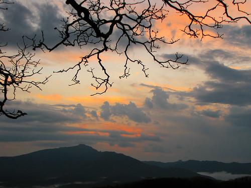sunset northcarolina blueridgeparkway blowingrock appalachianmountains westernnorthcarolina ccbyncsa moseshconememorialpark canonpowershotsx10is