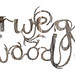 Norwegian Wood typography