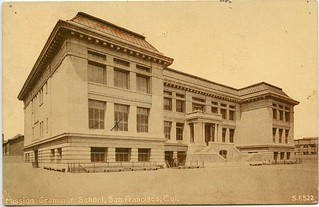 Mission Grammar School, San Francisco, Cal. (1911)