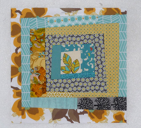LeeAnn's March Seams Perfect block