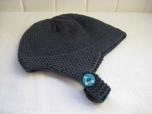 Another Stay-On Baby Hat